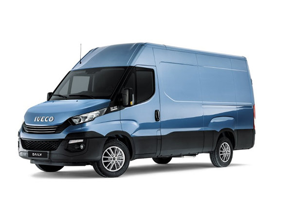 Iveco Daily leasen