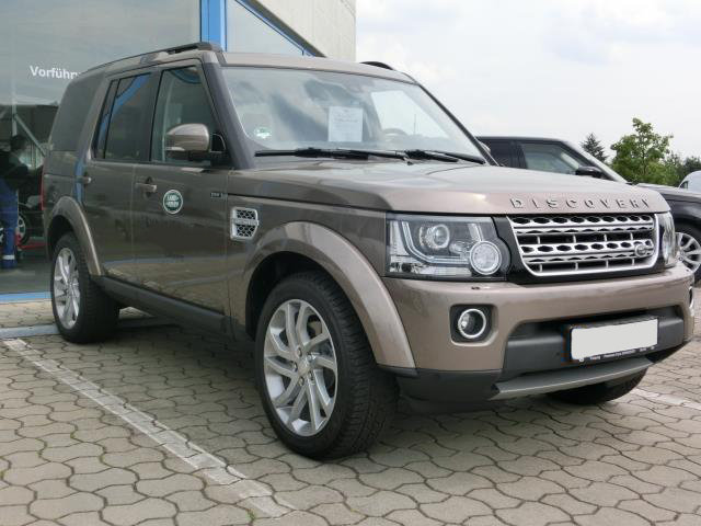 Land Rover Discovery leasen