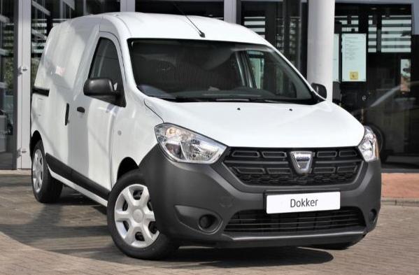 Dacia Dokker leasen 1