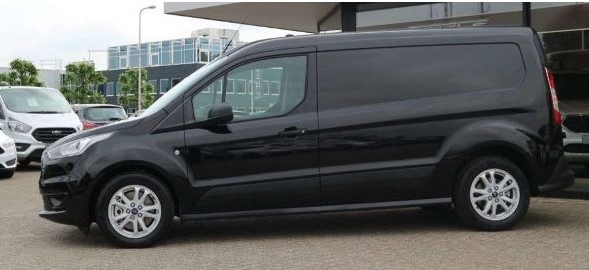 Ford transit connect leasen 2