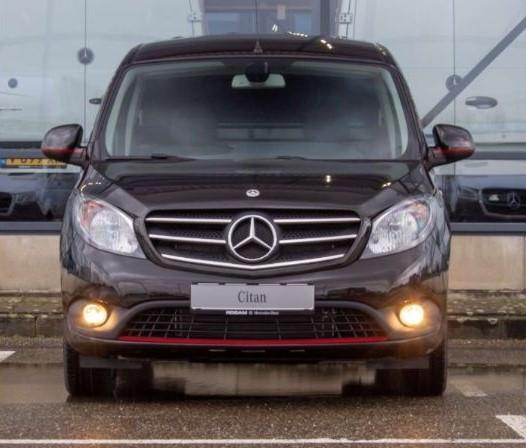Mercedes citan leasen 2