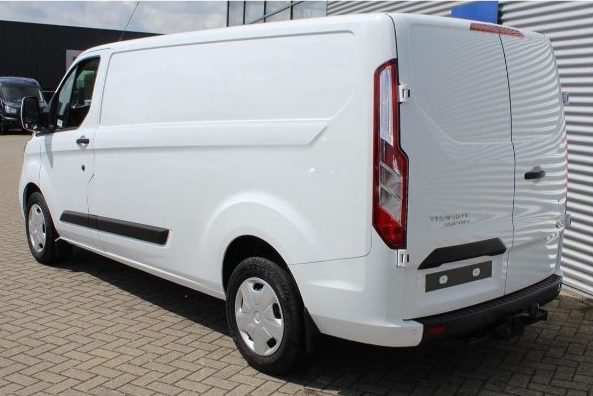 Ford transit custom leasen 2