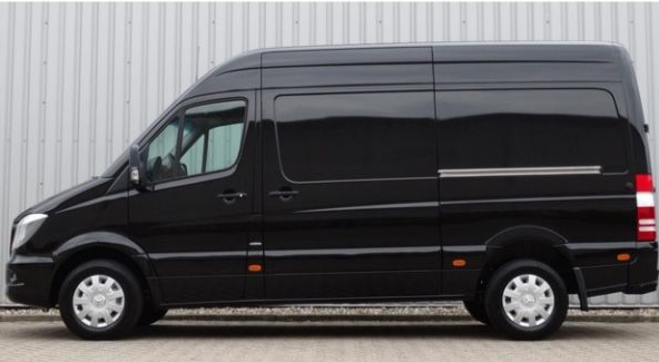Mercedes Sprinter leasen 2
