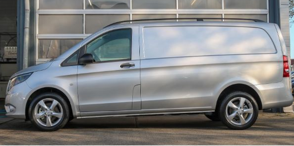 Mercedes Vito leasen 2