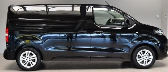 Opel Vivaro leasen 2