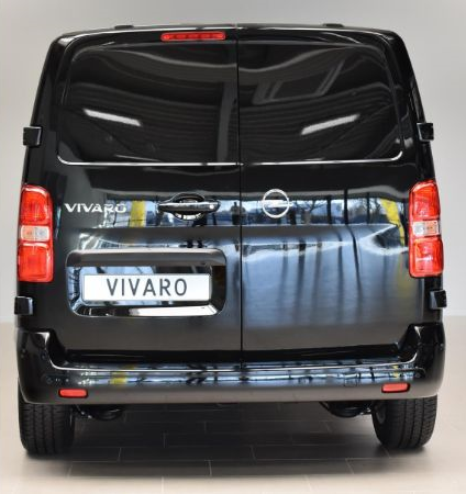 Opel Vivaro leasen 3