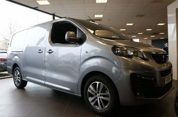 Peugeot Expert leasen 2