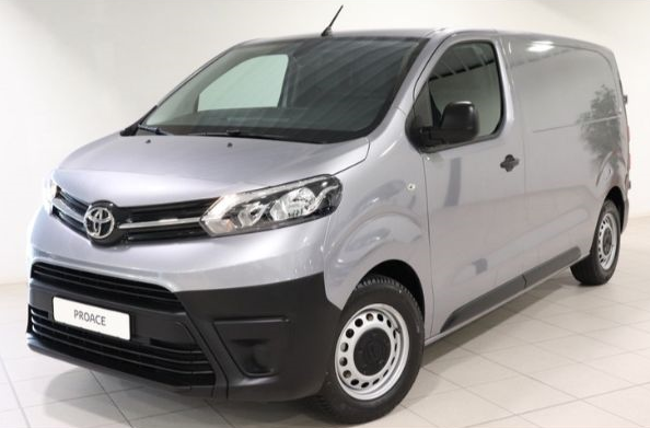 Toyota Proace long worker leasen 1