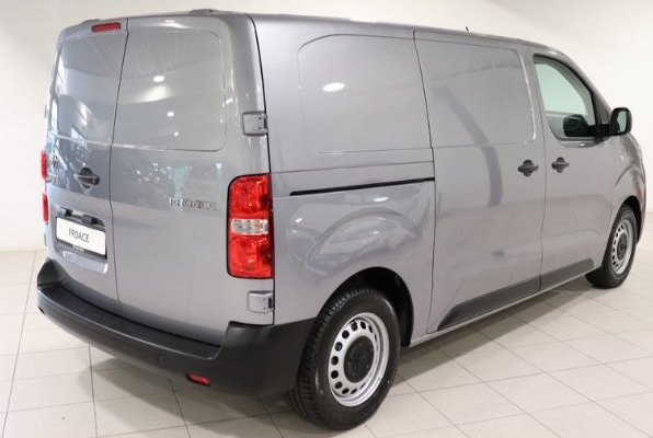 Toyota Proace long worker leasen 2
