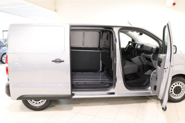 Toyota Proace long worker leasen 4