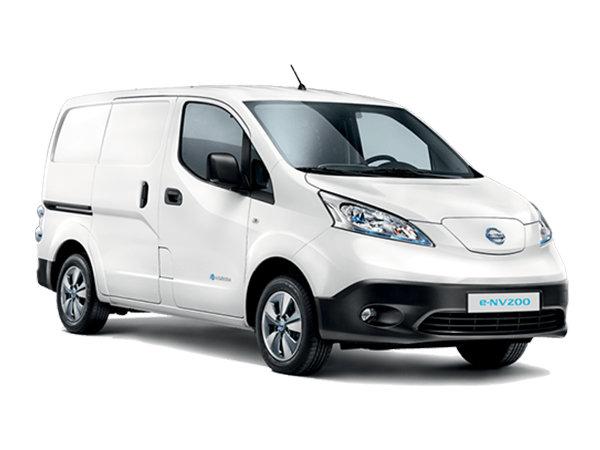 Nissan e-Nv200 leasen